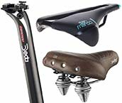 Bicycle Saddles & Seatposts