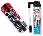 AppleLand FOSS 6pcs//Set FOSS Bicycle Tire Repair Patch MTB Road Bike Tube Repair Pad Tool Inner Multifunction Bicycle Repairing Tool