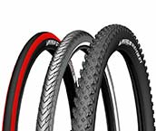 Bicycle Tires and Inner Tubes