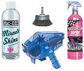 BMX Cleaning Agents