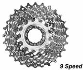 Campagnolo Cassette 9 Speed