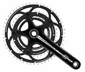 Campagnolo Crankset Triple Speed