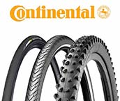 Continental Bicycle Tires