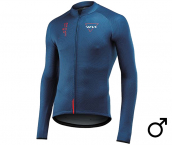 Cycling Jersey Long Sleeve M