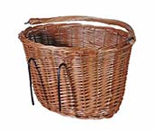 FastRider Bicycle Wicker Basket