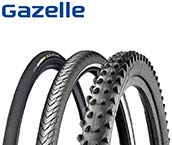 Gazelle Bicycle Tires