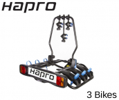 Hapro Bicycle Carrier for 3 E-Bikes