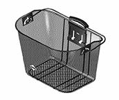 HBS Bicycle Basket Detachable