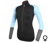 Jersey Ciclismo Manica Lunga Donna