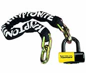 Kryptonite Chain Lock