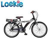 Loekie 20 Inch Children's Bike