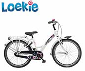 Loekie 22 Inch Children's Bike