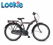 Loekie 24 Inch Children's Bike