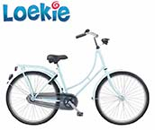 Loekie 26 Inch Children's Bike