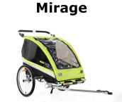 Mirage Bicycle Trailers
