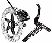 MTB Disc Brake Set Rear