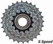 MTB Freewheel 5 Speed