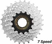 MTB Freewheel 7 Speed