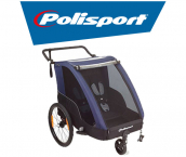 Polisport Bicycle Trailers