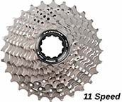 Racefiets Cassette 11 Speed