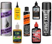 Road Bike Lubrication