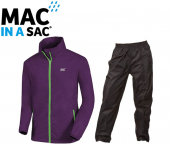 Ropa Impermeable Mac in a Sac