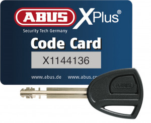 Abus Granit X-Plus 1060/170 City Chain Kettingslot