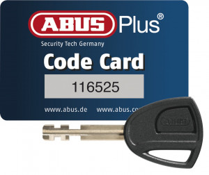 Abus kettingslot City Chain 1010/85