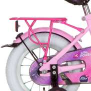 "Alpina Bagasjebrett 12"" Girlpower - Hot Rosa"