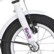 Alpina Girlpower Forcella 12 Inch - Bianco