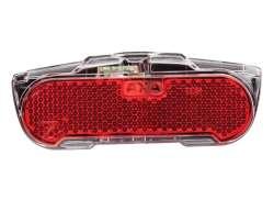 CONTEC LED-Gepäckträgerrücklicht TL-126 Standlichtfunktion 4250311340838