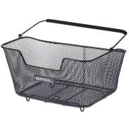 Basil Base Bicycle Basket For Rear Black - Size M