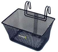 Basil Childrens Handlebar Basket Tivoli no Handle Black