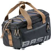 Basil Miles Luggage Carrier Bag 7L - Black