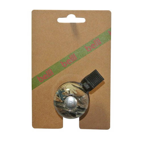 Belll Marble T13 Bicycle Bell Steel - Gray | Bells
