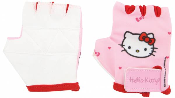 515364208 Buy Bike Fashion Children's Cycling Gloves Hello Kitty at HBS