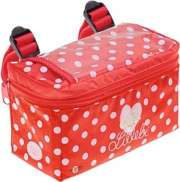Bike Fashion Kinder Lenkertasche Lillebi Rot
