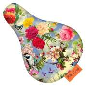 BikeCap Saddle Cover Children´S Bicycle Birdy - Multicolor
