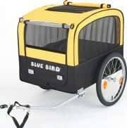 Blue Bird Fiets-/ Hondenkar 20\