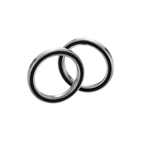 Cema BB65 Bottom Bracket Bearings Ceramic Look/ZED - Silver