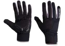 Contec Bleak Touch Cycling Gloves Black/Cool Gray
