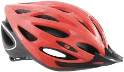 Contec Jimmycane.25 Cycling Helmet Red/Bl - Size S 51-54cm