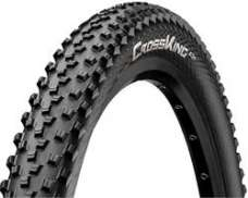 "Continental Cross King Dekk 27.5 x 2.20"" - Svart"