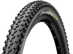 "Continental Cross King Dekk 27.5 x 2.30"" - Svart"