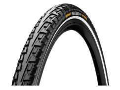 "Continental Ride Tour Pneumatico 26x1.75"" Catarifrangente - Nero"