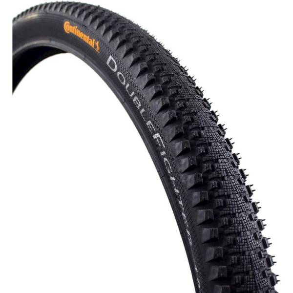 Continental Bicycle Tires >> Continental Tire Double Fighter Iii 26 X 1 90 Inch