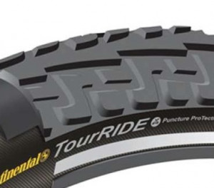 Continental Tour Ride Buitenband 27x1 1/4\