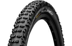 "Continental Trail King Opona 29 x 2.40"" - Czarny"