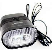 Cortina Axendo 40 Plus Headlight LED E-Bike - Black
