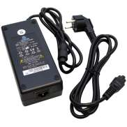 Cortina Ecomo Battery Charger Normal 2Ah - Black